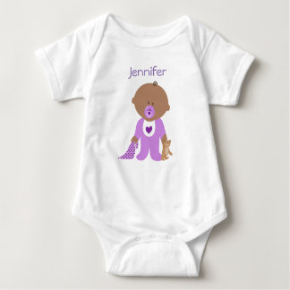 Personalized One Piece Tee with your Baby's Name