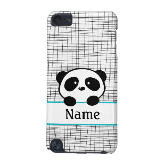 Personalized Panda iPod Touch Phone Case iPod Touch (5th Generation) Cases