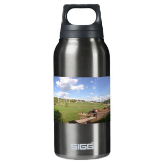 Personalized Panoramic Photo Aluminum Insulated Water Bottle