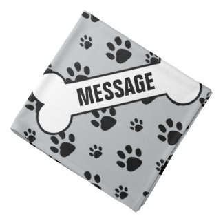 Personalized Pet Custom Bandana