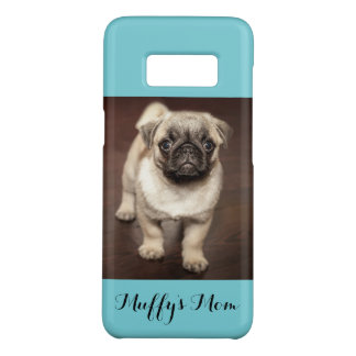 Personalized Pet Mom Photo Samsung S8 Phone Case