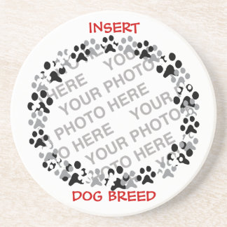 Personalized Pet Photo Coaster