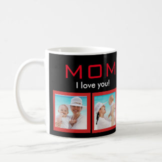 Personalized Photo Coffee Mug for Family