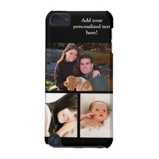 Personalized Photo Collage iPod Touch Skin iPod Touch (5th Generation) Cover