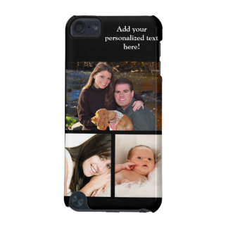Personalized Photo Collage iPod Touch Skin iPod Touch (5th Generation) Covers