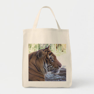 Personalized  Photo Grocery Tote Bag