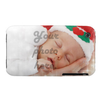 Personalized photo iPhone 3 cases