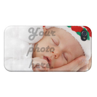 Personalized photo iPhone 4/4S cover