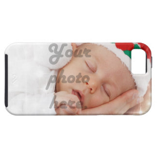 Personalized photo iPhone 5 case