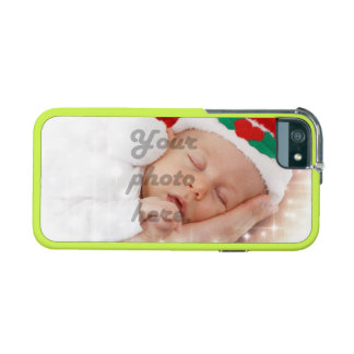 Personalized photo iPhone 5 cover