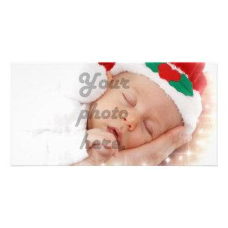 Personalized photo photo card