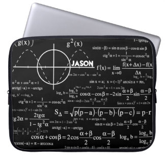 Personalized Physics Gifts for Physicists Laptop Sleeve