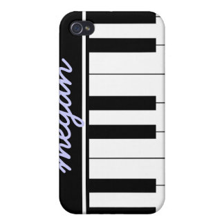 Personalized Piano Case For The iPhone 4