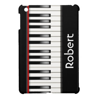 Personalized Piano Keyboard iPad Mini Case