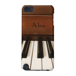 Personalized Piano Music iPod Touch Case