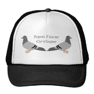Personalized Pigeon Design Cap