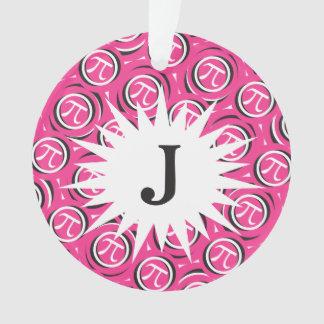 Personalized Pink Pi - Pi Day Math