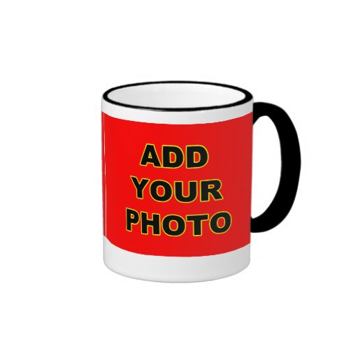 Personalized Poffee Mugs with Pictures