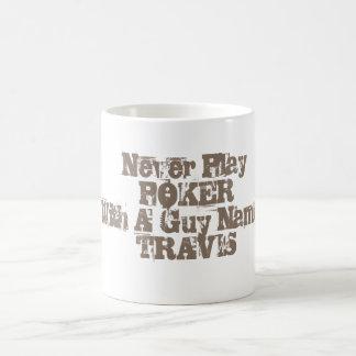 Personalized Poker Mug