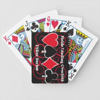Personalized Poker Tournament Deck Card Decks