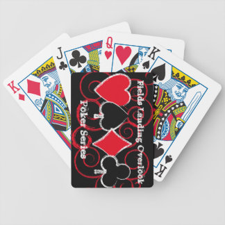 Personalized Poker Tournament Deck Deck Of Cards