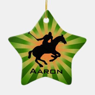 Personalized Polo Ornament