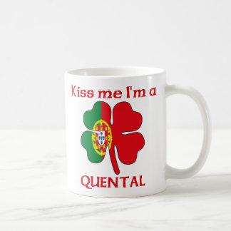 Personalized Portuguese Kiss Me I m Quental Coffee Mugs