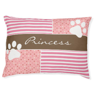 Personalized Pretty Pink & Brown