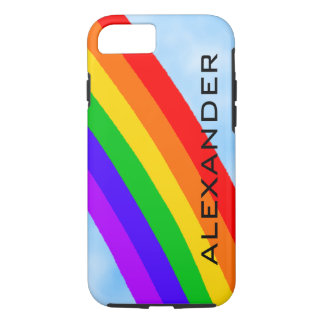 Personalized Rainbow iPhone 8/7 Case