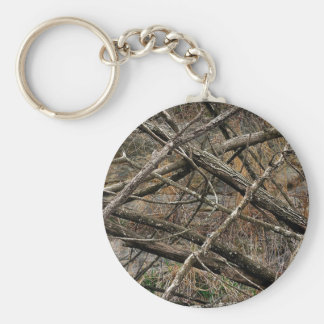 Personalized Real Camo / Camouflage (customizable) Key Ring