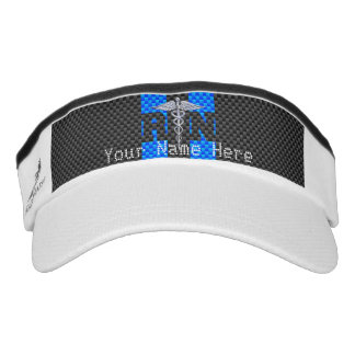 Personalized Registered Nurse Your Text Event Visor