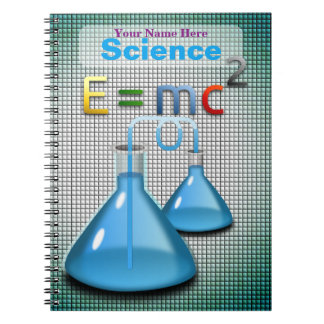 Personalized Science  NoteBook