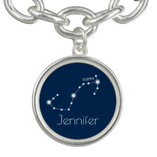 Personalized Scorpio Zodiac Constellation