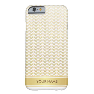 Personalized shells Royal Glam White Gold Case