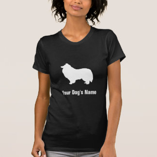 Personalized Shetland Sheepdog シェットランド・シープドッグ T-Shirt