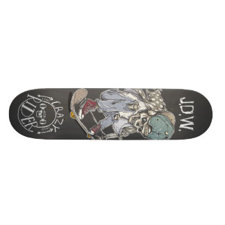 Personalized Skateboard