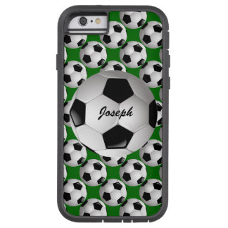 Personalized Soccer ball Tough Xtreme iPhone 6 Case