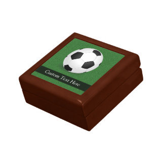 Personalized Soccer Ball Gift Box