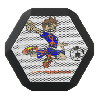 PERSONALIZED SOCCER BOY MS RIBBON