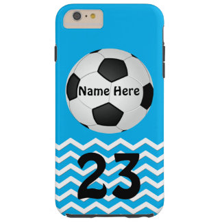 Personalized Soccer iPhone Cases for Girls