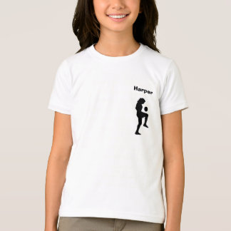 Personalized Soccer Shirt (girl)