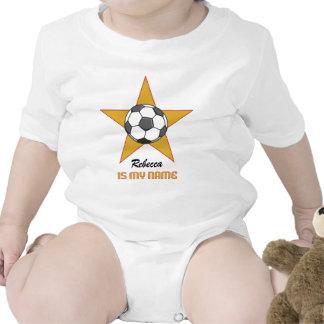 Personalized Soccer Star Tshirt