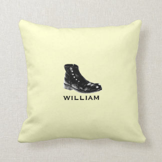 Personalized Soulmates Pillow | Beige