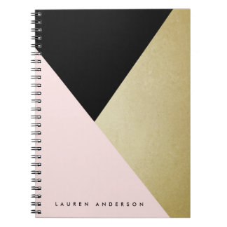 Personalized Spiral Custom Journal Notebook