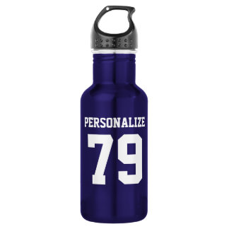 Personalized stainless steel sports water bottle 532 ml water bottle