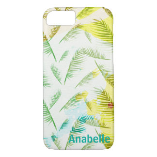Personalized summer iphone case