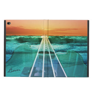 Personalized Sunset Bass Guitar iPad Air 2 Case Powis iPad Air 2 Case