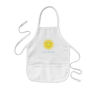 Personalized Sunshine Apron