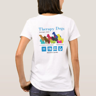 [Personalized T - for light color shirts] T-Shirt