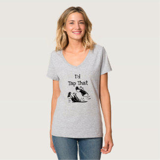 Personalized Tap Dancer Tee